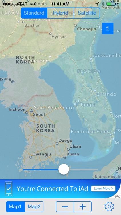 Overlay Maps