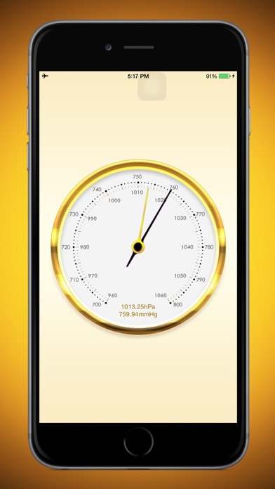 E-Barometer + Screenshot 1