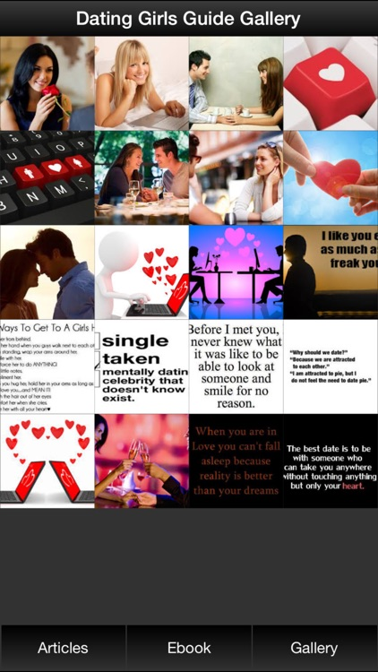 Dating Girls Guide - Learn  How To Date Any Girl