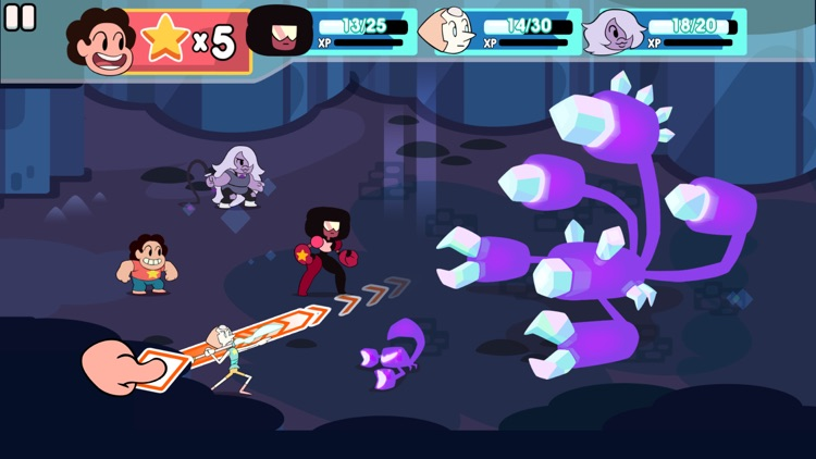 Attack the Light - Steven Universe Light RPG screenshot-4