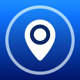 California Offline Map + City Guide Navigator, Attractions and Transports