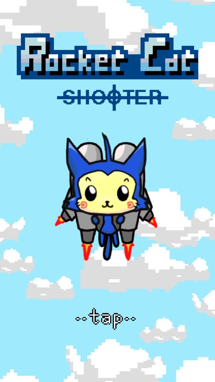 Rocket Cat Shooter