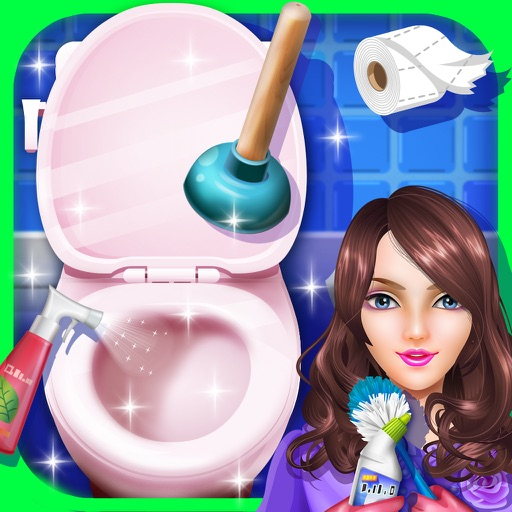 Princess Wash Bathroom & Fashion Makeup