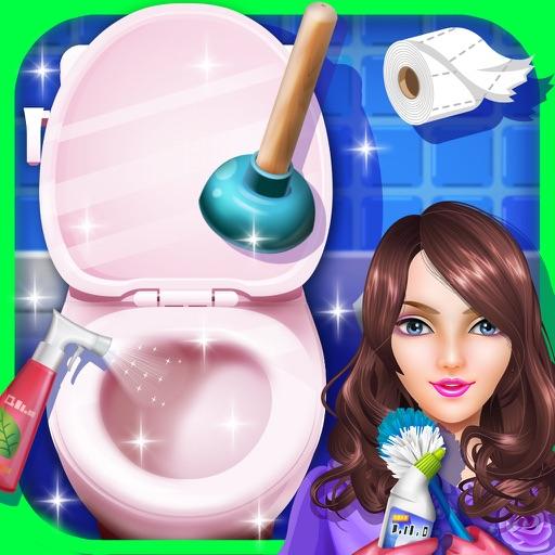 Princess Wash Bathroom & Fashion Makeup