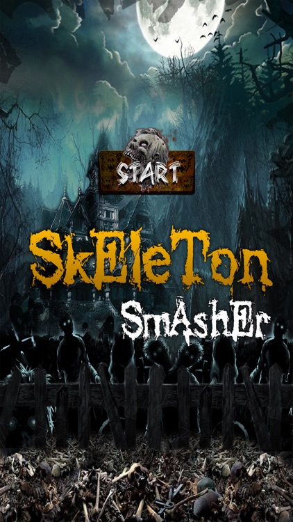 Skeleton Breaker - Addictive Halloween Smashing Fun Game