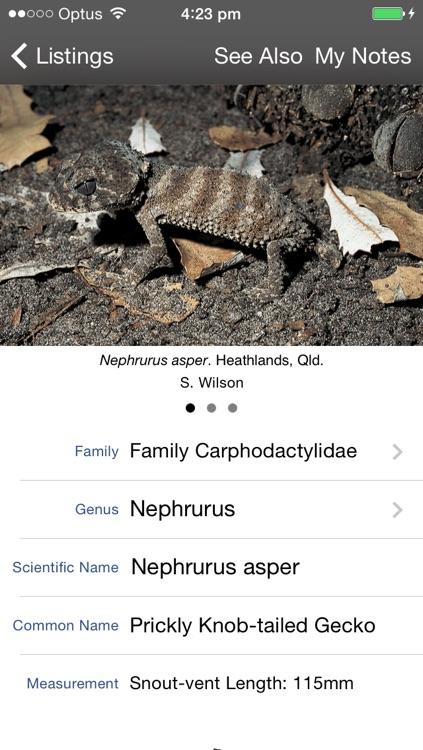 Reptiles Guide