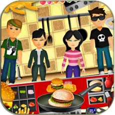 Activities of Cooking Hamburger Cool 2016 : Make Games sushi pizzas for fun