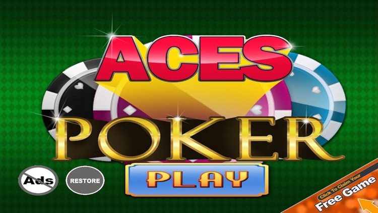Ace's Poker - Texas Holdem! screenshot-3
