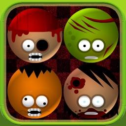 Zombies Match - Free Matching Puzzle Mania