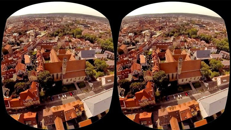 Virtual Reality Helicopter Flight Erfurt screenshot-3