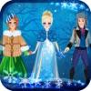 我自己的虚拟世界雪域公主装扮故事书 - 免费应用程序