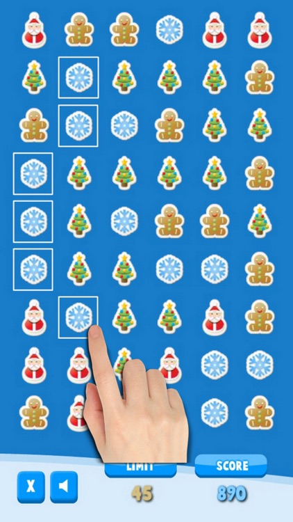 Christmas Stickers - Free X-mas Matching Puzzle Mania screenshot-1