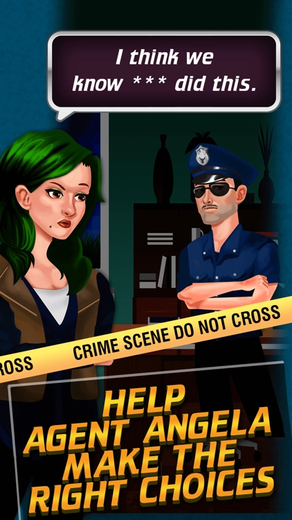 Criminal Agent Murder Case 101 - Investigate and Solve the Secret Mystery - Crime Story Game