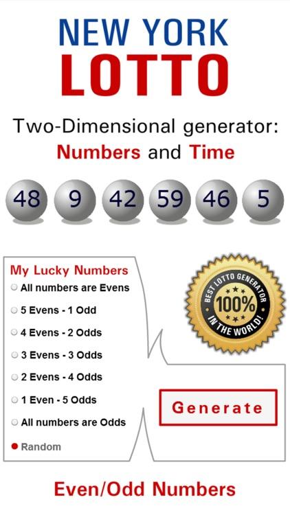 Lotto Winner for New York screenshot-3