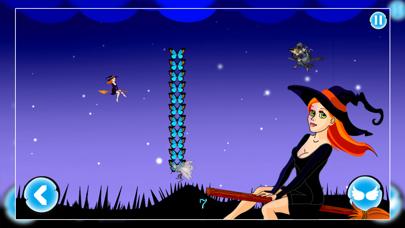 Witch Hunt Sorceress : The Magic Clash Sky Race screenshot three