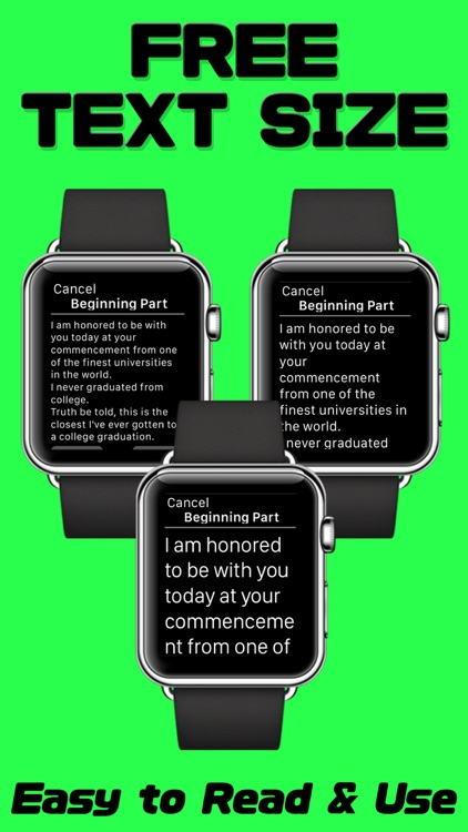 Prompter Watch