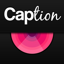 Caption Free - Typography Photo Editor add cool  font & text on your image