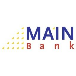 Main Bank Mobile for iPad
