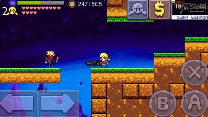 Callys Caves 2のスクリーンショット1