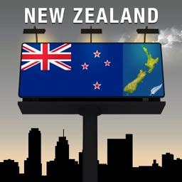 New Zealand Offline Tourism Guide