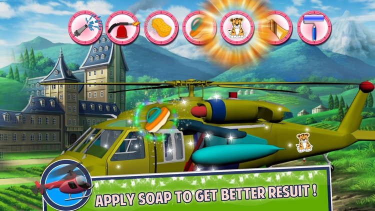 Fix It Day Care Helicopter screenshot-3