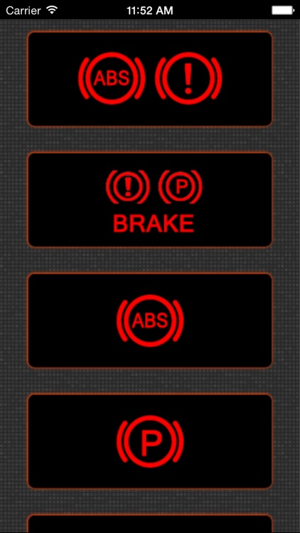 App for Saab Cars - Saab Warning Lights & Road Assistance - Car Locator screenshot-1