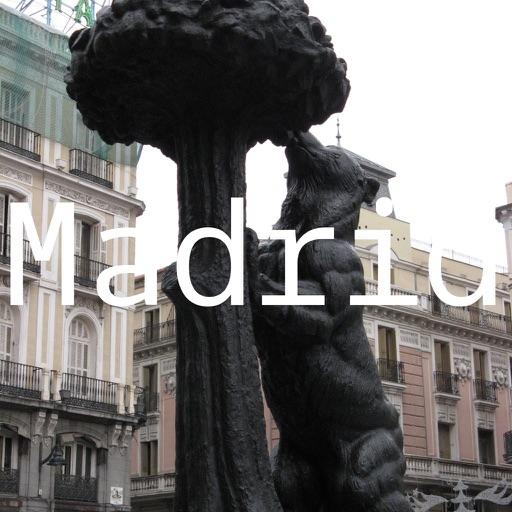 hiMadrid: Offline Map of Madrid (Spain)