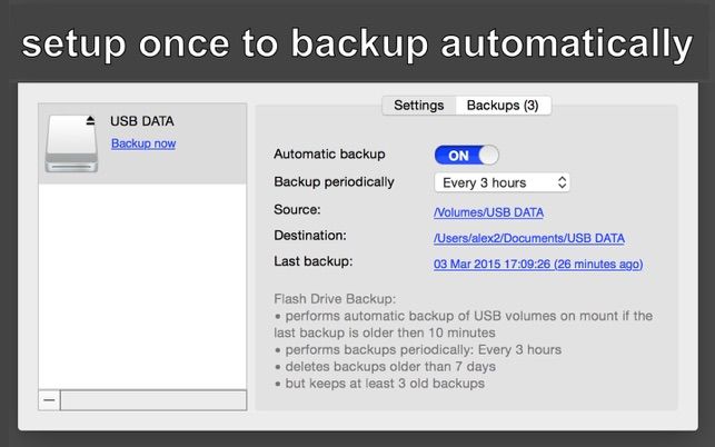 how to backup mac to g drive