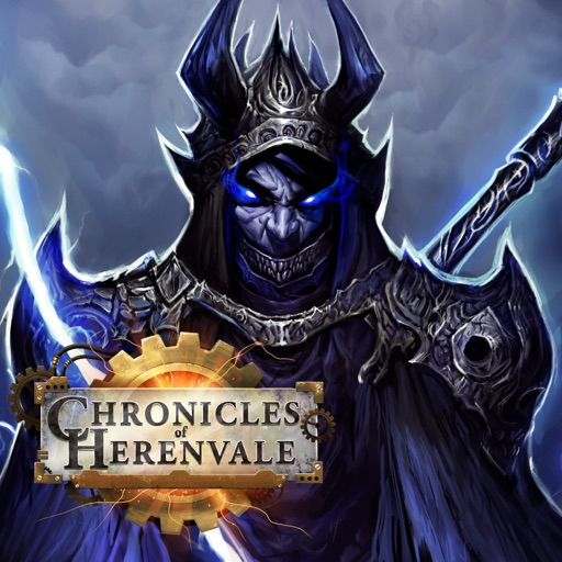 Fantasy Role Playing Adventure - Chronicles of Herenvale RPG