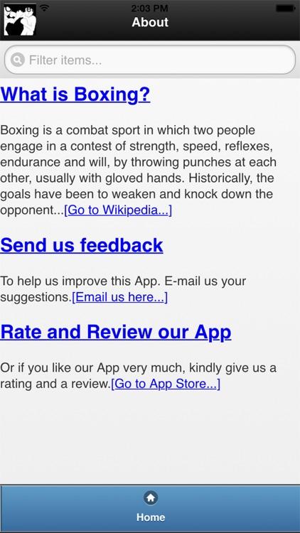 One Boxing News Free screenshot-4