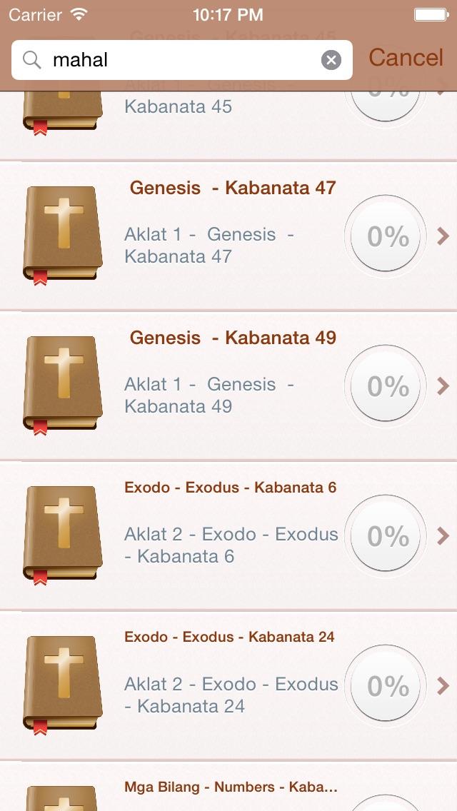 Tagalog (Filipino) Ho... screenshot1