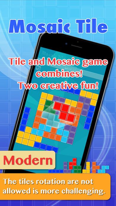 Mosaic Tile screenshot two