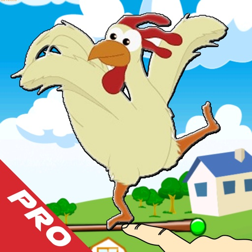 Farm Chicken Jump pro
