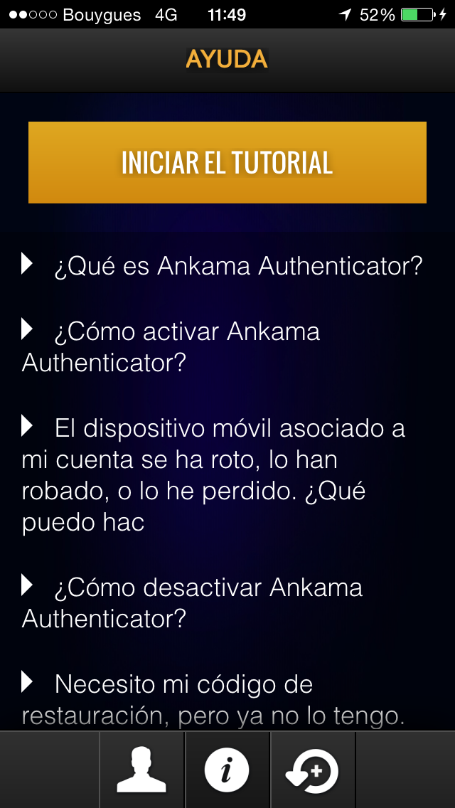 Ankama AuthenticatorCaptura de pantalla de5
