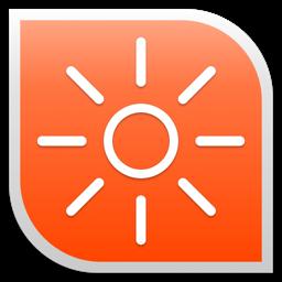 Ícone do app Simple Screen Shade
