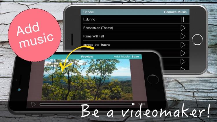 Easy Cam - Super Easy & Fast Video Editor screenshot-4