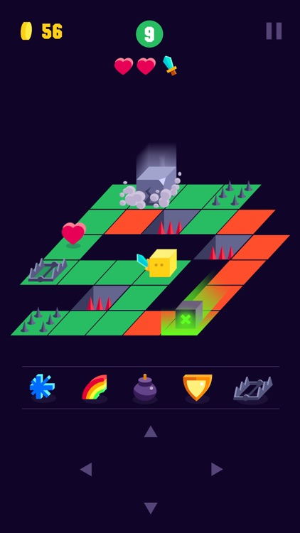 Crossy Maze screenshot-2