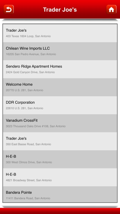 Best App for Trader Joe's Finder screenshot-4