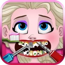 `Dentist Games of Princess Kids Teeth Free