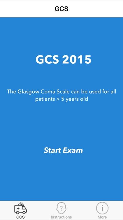 GCS 2015 - Glasgow Coma Scale Calculator screenshot-4