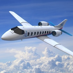 Airplane Bora Bora