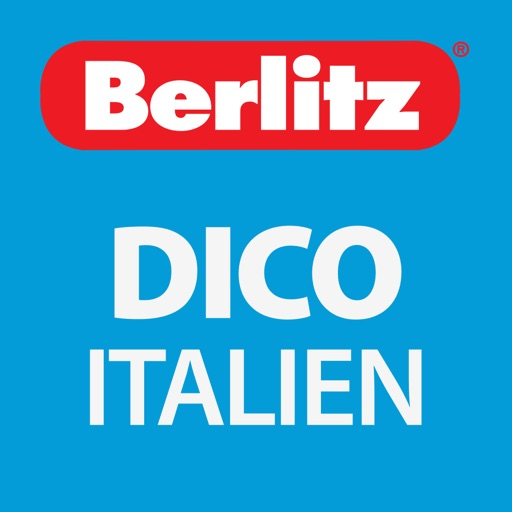 Italian - French Berlitz Mini Talking Dictionary icon