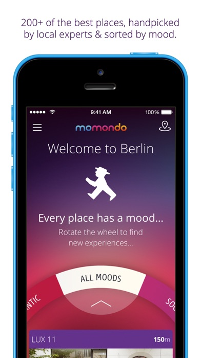 Berlin travel guide & map - momondo places