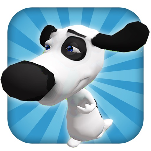 A Dog Runner: Doggie Race Game - FREE Edition icon