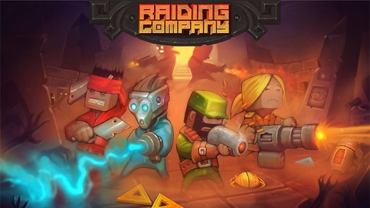 Raiding Company - Co-op Multiplayer Shooter! screenshot-4