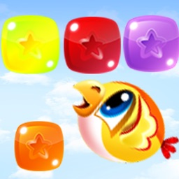 Cute Bird Bubble Shooter : Best Shooting  Matching Three Fun Games