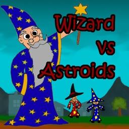 Wizard vs Astroids