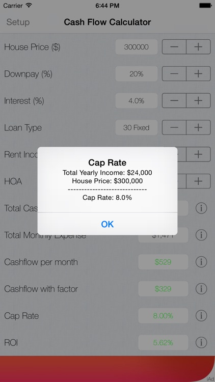 Real Estate Calculator screenshot-3