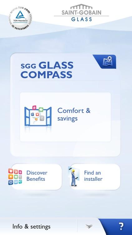 Glass Compass
