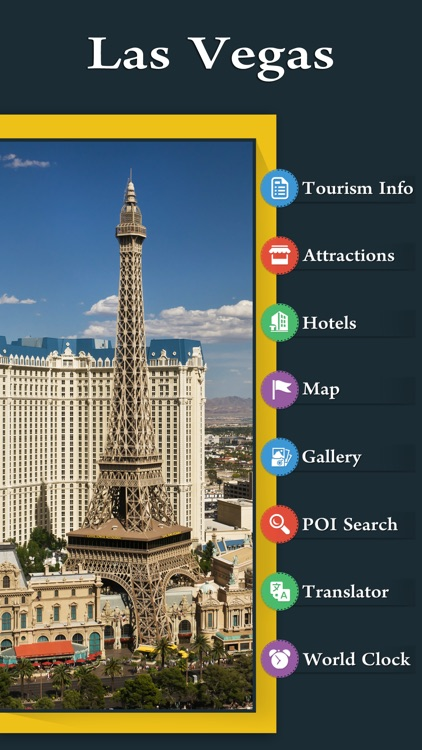 Las Vegas Offline Guide screenshot-1